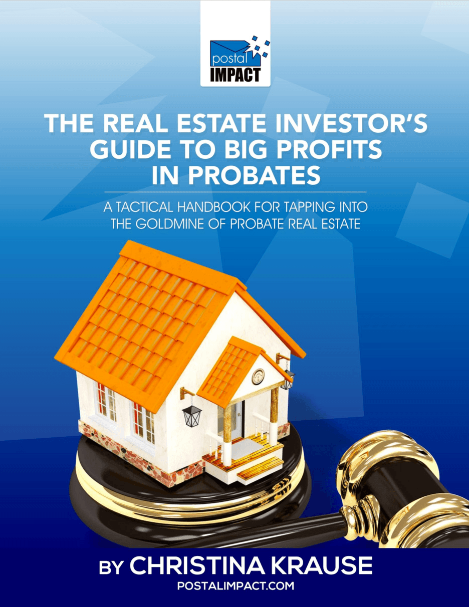 The Real Estate Investors Guide To Big Profits In Probates